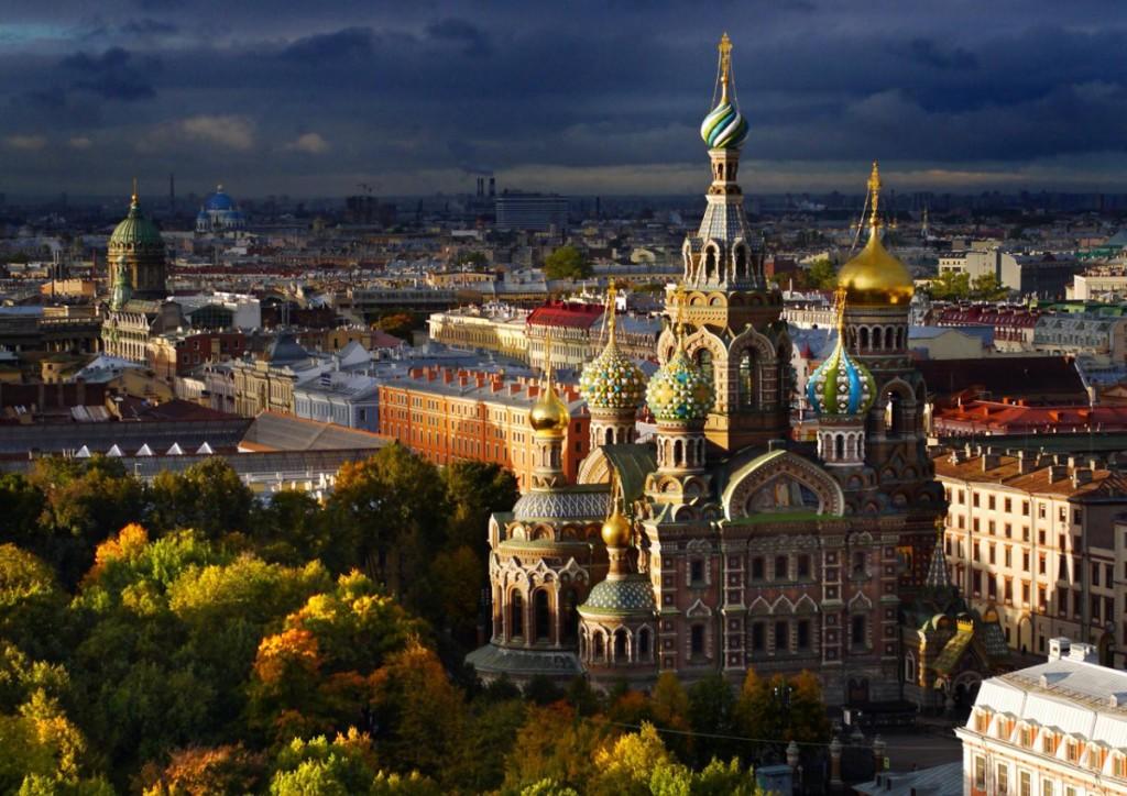 Санкт-Петербург, Росія. Фото: Amos Chapp