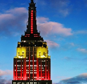 У Нью-Йорку дрон врізався в Емпайр-стейт-білдінг