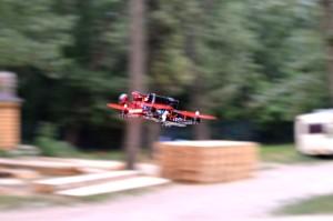 В США з'явиться перший телеканал, присвячений дрон-рейсингу